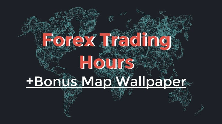 Forex Trading Hours Cover