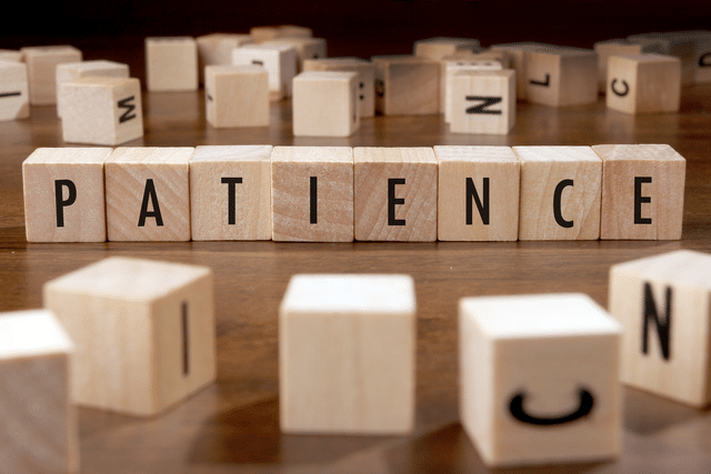 Power of Patience in Trading