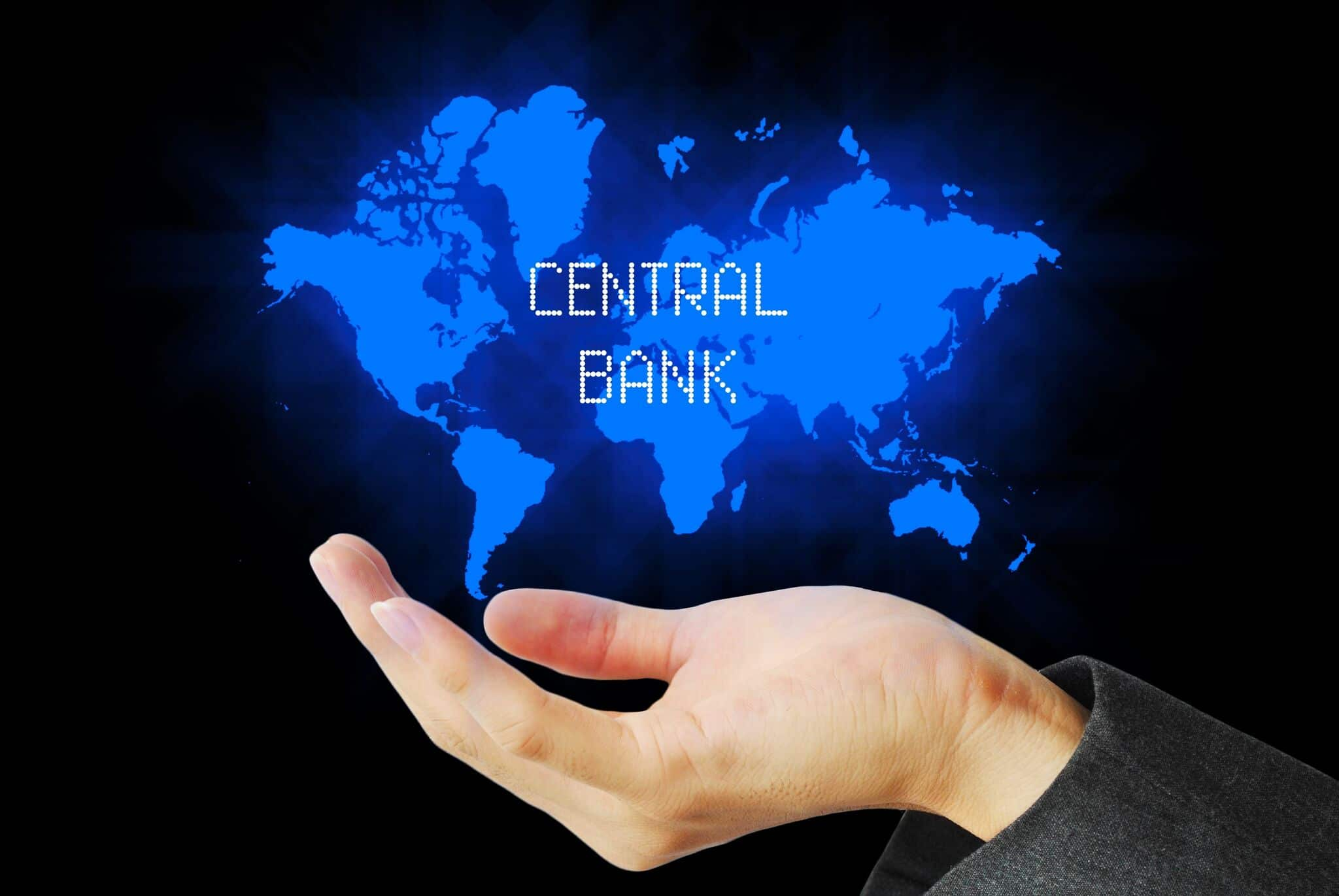 Central banks for forex trading