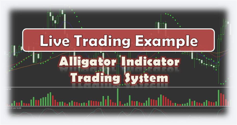 Alligator trading system afl