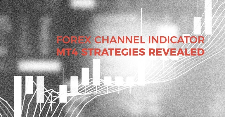 Forex Channel Indicator MT4 - the best ways to trade a channel