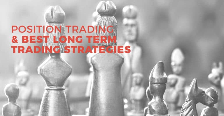Long term currency trading strategy