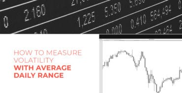 How to measure volatility with average range