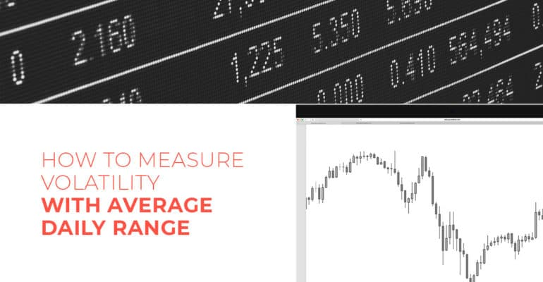 How to use average daily range forex
