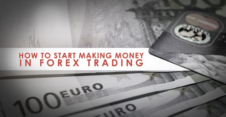 Start forex with no money